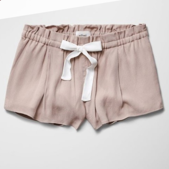 Wilfred aritzia montrouge shorts